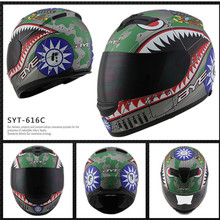 retro motorcycle helmet full face ABS Shell light weight Motorbike Helmet Vintage bike helmet DOT approved with neckerchief цена в Москве и Питере