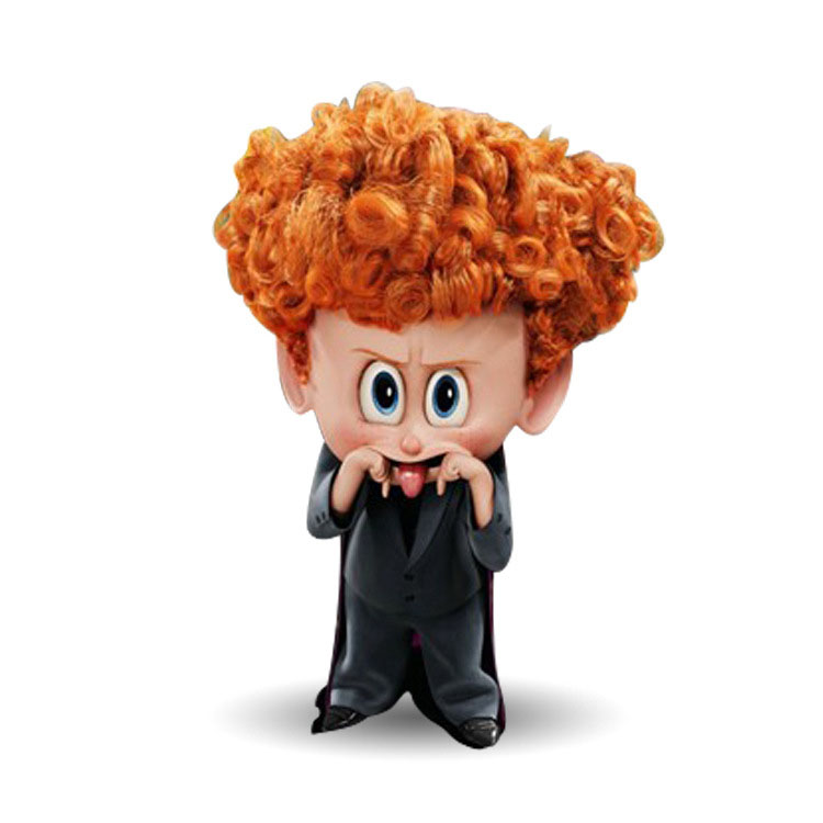Aliexpress Buy Free Shipping Hotel Transylvania 2 Murray Dracula Frank Dennis Small Figure Doll Key Chain Keyring Toys For Collection From Reliable