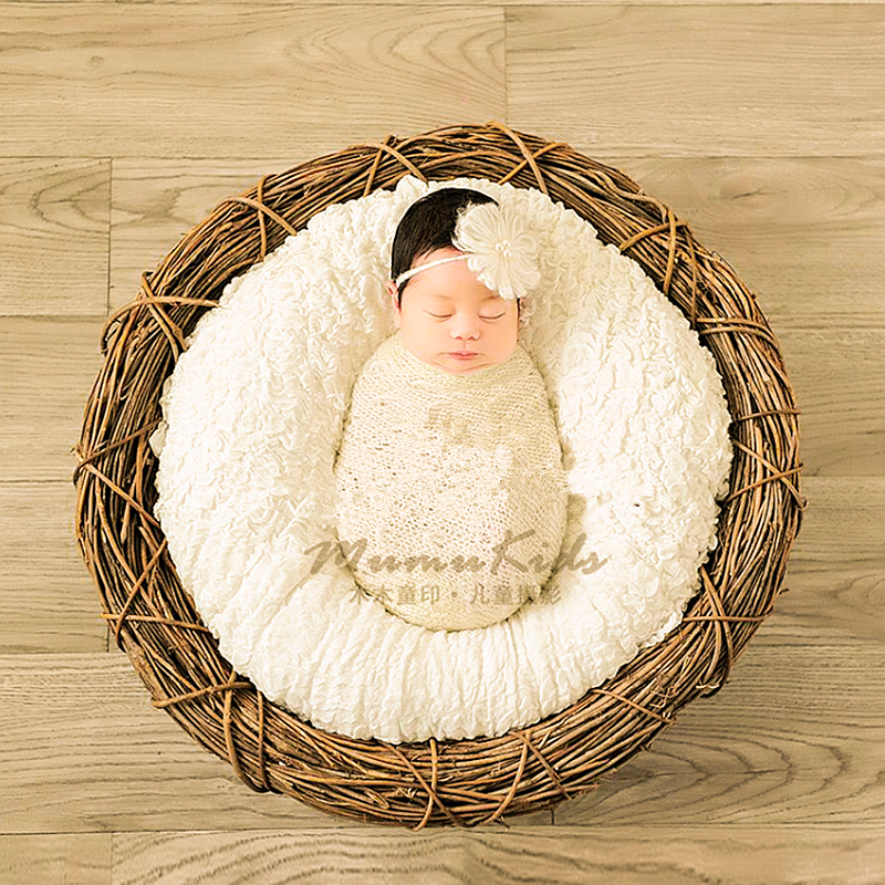 creative newborn photography prop bird's nest 100 days baby Europe and America photography baby basket combination of trimming cutter bar high quality deburring scraping handle nb1100 ng1000 rb1000 sc1300 bs1010