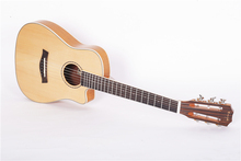 32inch Enya Travel guitar UGT-03 3A Solid Engelman spruce Uguitar string musical instruments professional guitarra