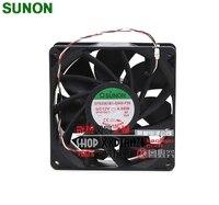SUNON EFE0381B1 Q000 F99 14CM 140mm 14038 DC 12V 4.08W dual ball bearing server inverter cooling fan