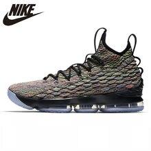 b08889ac5a0 Nike Lebron 15 Four Horsemen Men s High-Top Basketball Shoes AO1754-901  40.5-