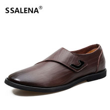 Men Non-Slip Fashion Shoes Pointed Top Business Soft Leather Casual Shoes Mens Luxury Moccasins Flats Shoes AA11557
