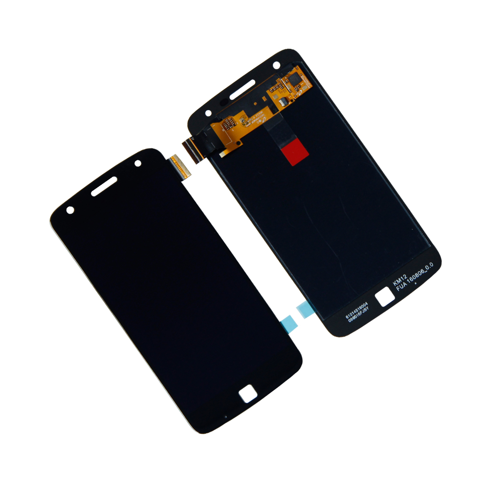 <font><b>LCD</b></font> Display For Motorola <font><b>Moto</b></font> <font><b>Z</b></font> <font><b>Play</b></font> <font><b>XT1635</b></font> <font><b>XT1635</b></font>-01 <font><b>XT1635</b></font>-02 <font><b>LCD</b></font> Display Touch Screen Digitizer Assembly Repair Parts image