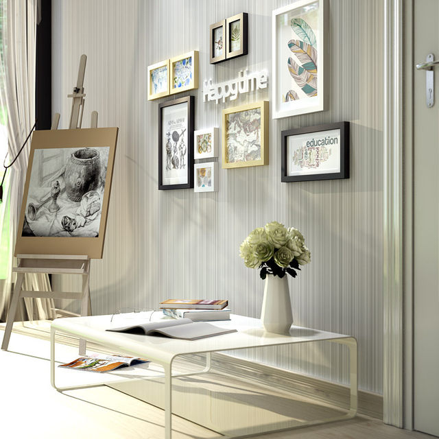 Online Shop Lanskaya Europe Photo Wood Picture Moldura Para Foto ...