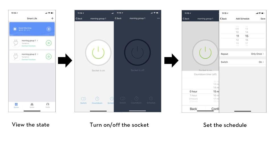 ЕС/Великобритания WiFi умный настенный сенсорный диммер, переключатель Smart Life/Tuya приложение дистанционное управление работает с Amazon Alexa и Google Home