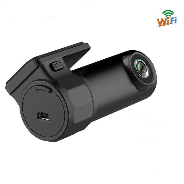 2018 Auto Mini WIFI Dash Cam Car DVR Camera Dashcam Video Recorder Digital Registrar Auto Cam Corder Monitor Wireless Car DVRs 1