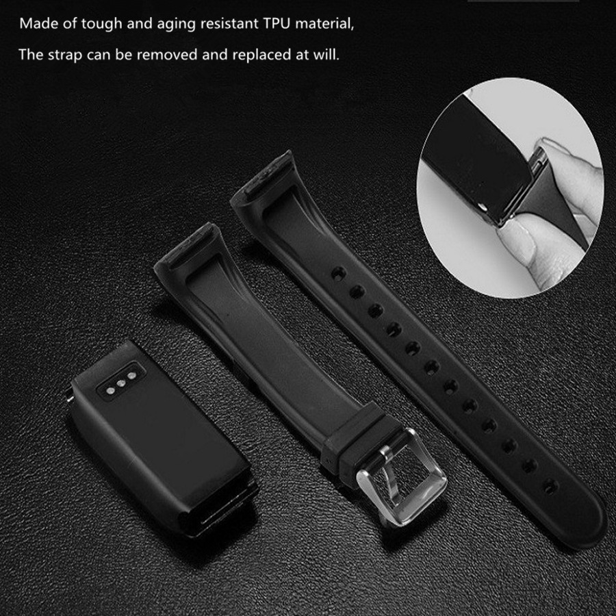 Image 2 - 2pcs/lot T5577 125Khz RFID 4100 Read Writable Rewrite Proximity ID silicone wristband Multi Color UID changeable S50  M1k ICAccess Control Cards   -