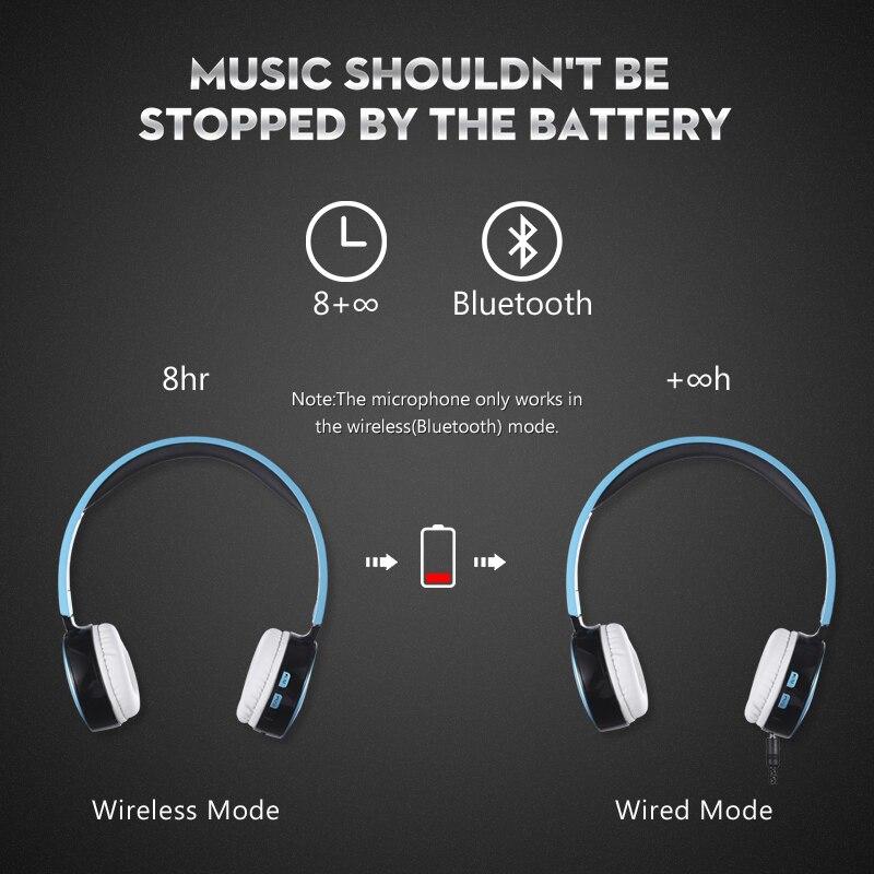Hisonic Bluetooth slušalice Bežične slušalice Stereo Sport - Prijenosni audio i video - Foto 2