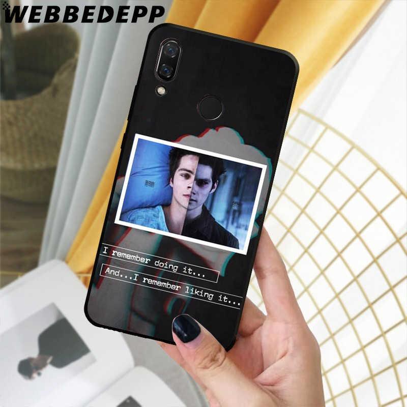 WEBBEDEPP Stilinski 24 וולף רך TPU Case כיסוי עבור Xiaomi Redmi ללכת הערה 4 4X5 6 פרו 5A ראש 7 7 פרו