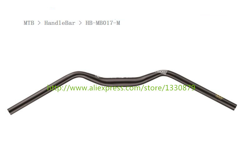 FOURIERS MTB HandleBar HB-MB017 TRAVLE bicycle HandleBars AL7050-T73 bike handlebar 31.8mm x 720mm