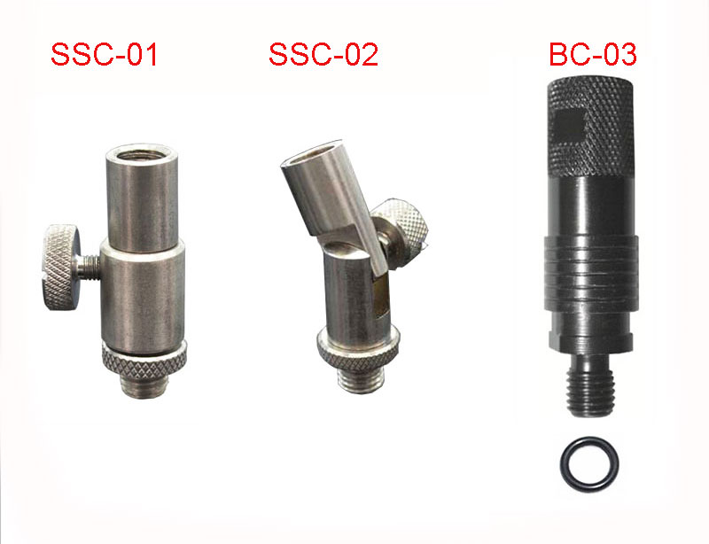 Details about  /Carp fishing quick change connector Angle Adaptor Pack of 10
