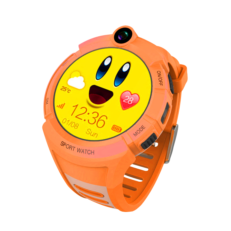 Q360 Kids Smart Watches with Camera GPS Location Child Touch Screen smartwatch SOS Anti-Lost Monitor Tracker baby watch