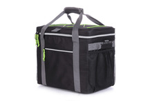 40L large thick hard  thermal food taking bag car refrigerator insulated ice cooling bag for delivering