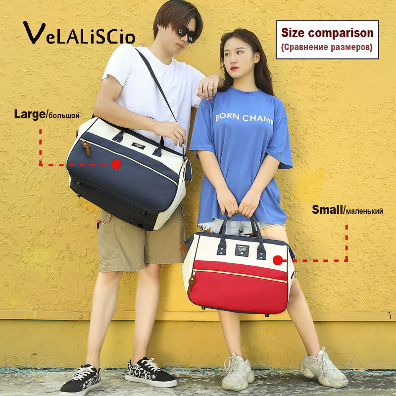 luggage bag travel 2019 Quality Travel Bag black Couple Bags Hand Luggage For Men And Women Fashion Duffle women men