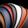 Marca de Lujo G Cinturones de Diseño para Hombres de negocios VintageStrap Cintura con Doble G Hebilla de Cuero Genuino de Las Mujeres Los Pantalones Vaqueros
