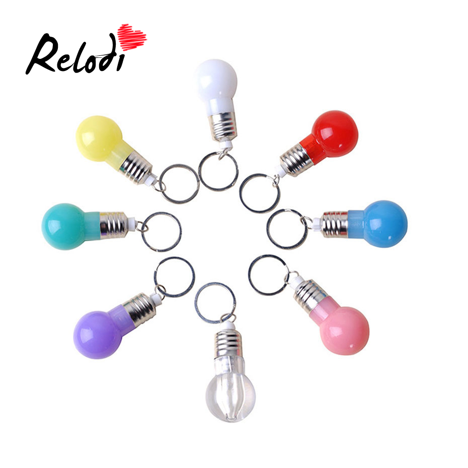 Active Components Independent 5pcs Black Led Lamp Bulb Keychain Pocket Card Mini Led Night Light Portable Usb Power Goods Of Every Description Are Available