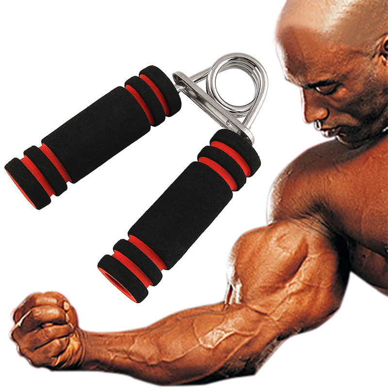 1PCS 100 Pounds To 350 Pounds New Hand Grips Increase Strength Spring Finger Pinch Expander Hand A Type Gripper Exerciser