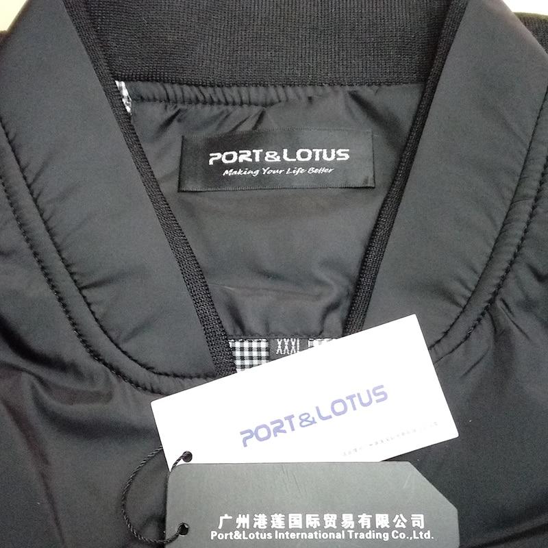 порт и лотоса мужчины куртку бренд clothing тонкие мужские куртки и пальто твердые clothing мужчины осень куртка 049 оптовая