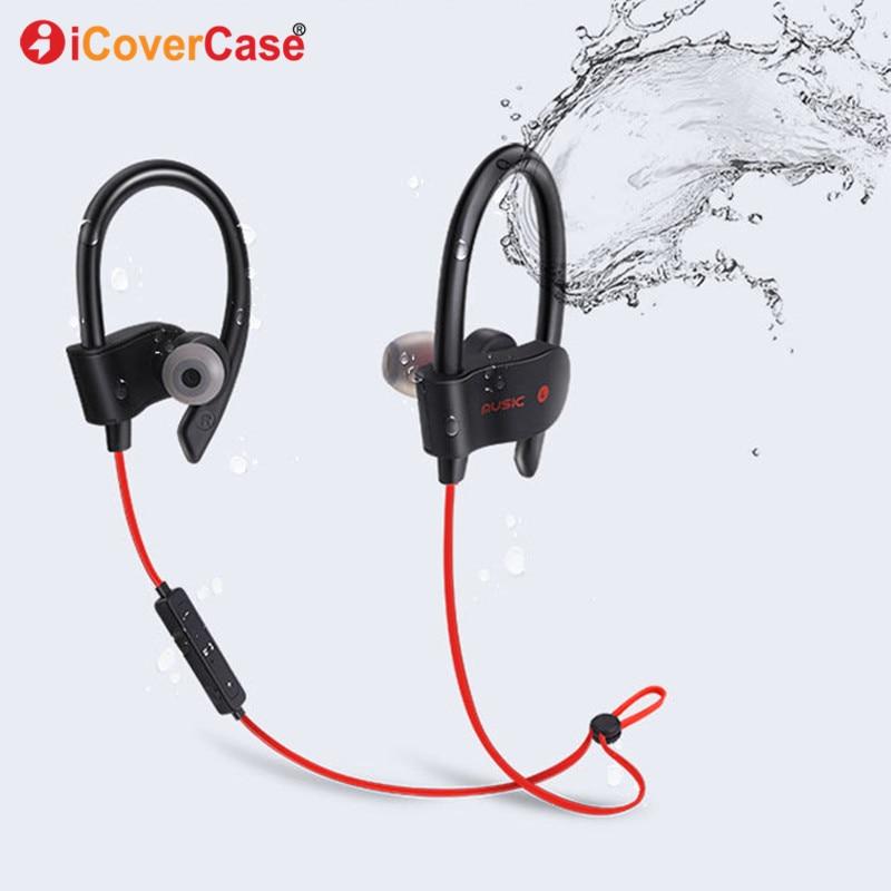 Sport Pendaison Oreille Sans Fil Bluetooth Casque Pour VIVO NEX X9 X21 V7 V85 X20 Z1 Cas Écouteur Avec Microphone Intra-auriculaires casque