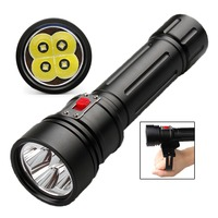 Brinyte DIV15 CREE L2 LED Dive Flashlight Lamp Torch Underwater 200m Waterproof Professional Diver Torch