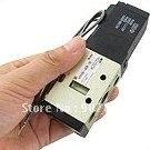 Бесплатная Доставка SMC Электромагнитный Регулирующие Клапаны VF3130-4GB-02 5 Путь 2 Позиция Пневматический Электромагнитный Клапан 220В