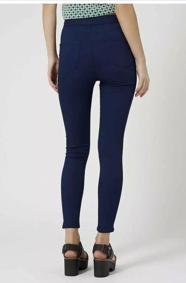 Extra Long Black Skinny Jeans - Xtellar Jeans