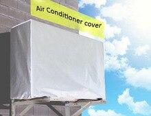Envío Libre Protector Solar Resistente Al Agua ya Prueba de Polvo Cubierta de Aire Acondicionado/Manto De Aire Acondicionado