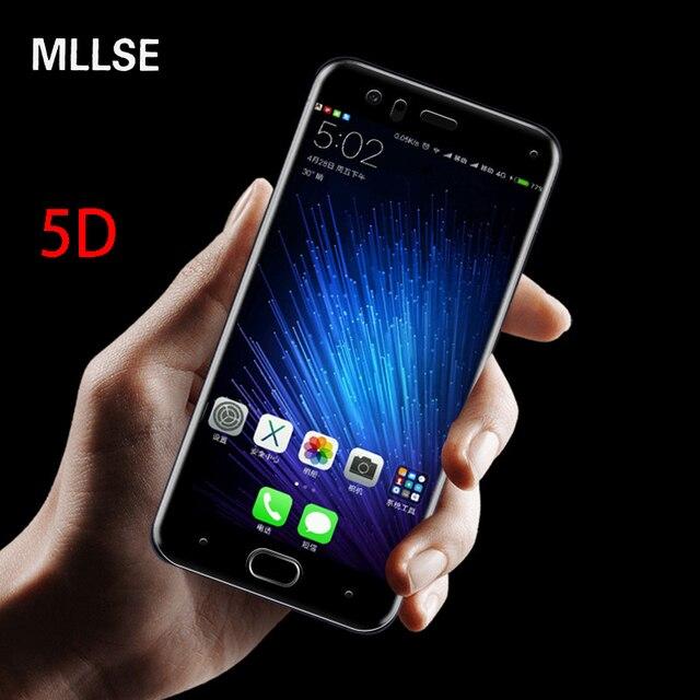 Dla Xiaomi Mi6 Szkła Premium 5D Zakrzywione Ochronna Screen Protector Film Na Xiaomi Mi8 Mi6 Mi6X Mi5X Screen Protector Szkła flim