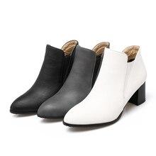 2016ใหม่สั้นรองเท้าเดียวหนากับรองเท้าส้นสูงแหลมรองเท้าเปลือยหญิงD Uantongขนาด32-46