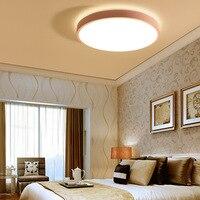 TUDA Led deckenleuchte Runde Schmiedeeisen Decken Lampe Wohnzimmer Schlafzimmer Studie Acryl Decke Lampe 220 V-in Deckenleuchten aus Licht & Beleuchtung bei