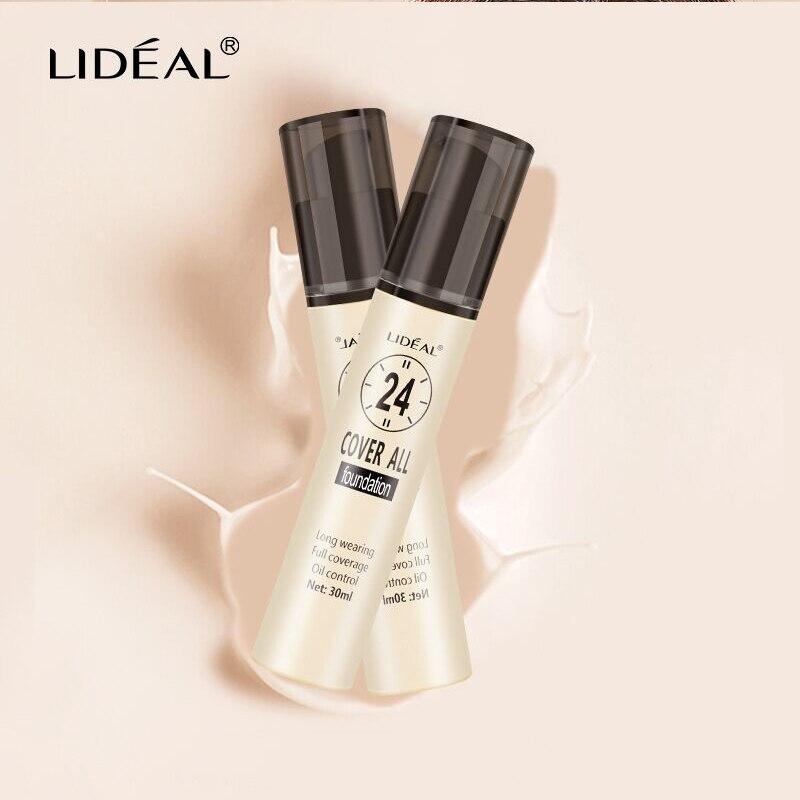 Shui Run Liquid Foundation Beauty Makeup Foundation Make-up Concealer Quarantine Lasting Moisture Oil Control Foundation Cream