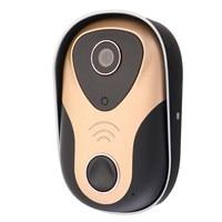 NEW Safurance Wireless Video Wifi Doorbell Camera Home Security Monitor Vedio Intercom PIR Night Vision Safety