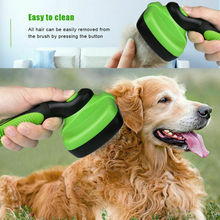 1PCS Self-cleaning Pet Supplies Cat Dog Chic Hair Brush Puppy Comb Grooming 2019 New