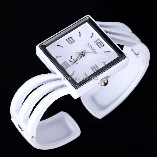 Fashion Bracelet Wrist Watch Women Watches Stainless Steel Ladies Watch Women's