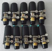 10 set Sax mouthpiece Soprano SAX ligature and cap AND REEDS