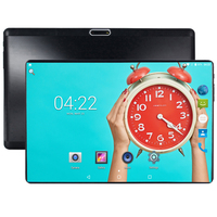 New 10 Inch 4G Phone Call Tablets Android 8.0 Octa Core 6G+64G Tablet PC Dual SIM Card laptop WiFi GPS Bluetooth FM tablet 10.1