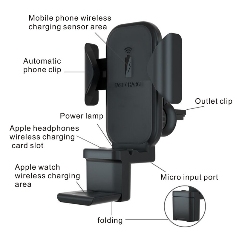 watch, телефона, 3 Airpods,