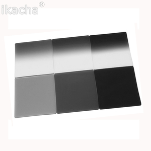 Image 4 - New Graduated Grey Full Color Square Filter ND ND2 ND4 ND8 ND16 Neutral Density Filter for Cokin P series D5200 D5300 D5500