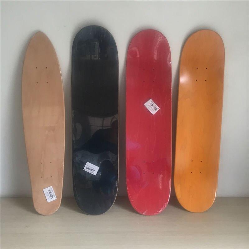 Blank skateboarding deck (2)