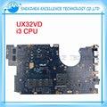HOT! para asus ux32vd laptop motherboard 60-nyomb1100 69nonom11c01p rev: 2.1 com cpu i3 2 gb de ram mainboard 100% testado