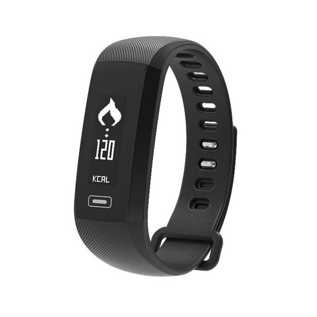 OLED Smart Wristband pulseira band  Cardiaco monitor pulsometer Watch Bracelet pulsera reloj actividad Tracker for iOS Android