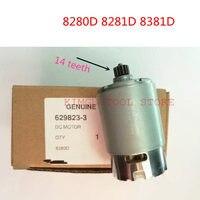 DC 14.4V Motor 629823 3 629822B5 for MAKITA 8280D 8281D BHP343 MT080 8381D 8280DWPE 8281DZ 8281DW Machine motor