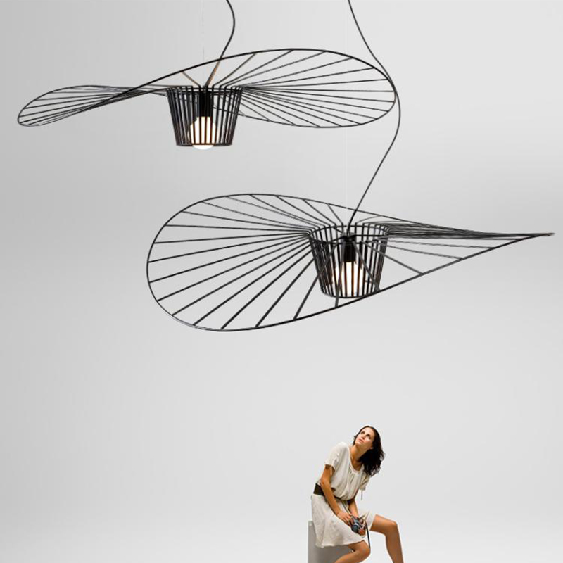 Modern Pendant Light Iron Restaurant Retro Loft Pendant Lamp For Dining Kitchen Room Fixture Lighting