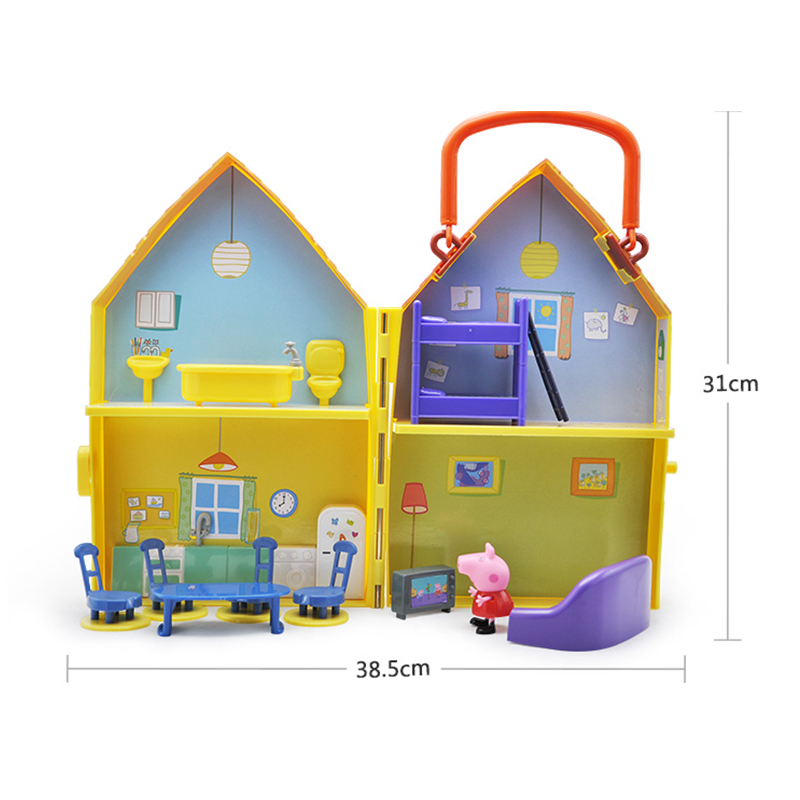 Peppa-Pig-Toys-Doll-Real-Scene-Model-House-PVC-Action-Figures-Family-Member-Toys-Early-Learning-Educational-toys-Gift-For-Kids-4