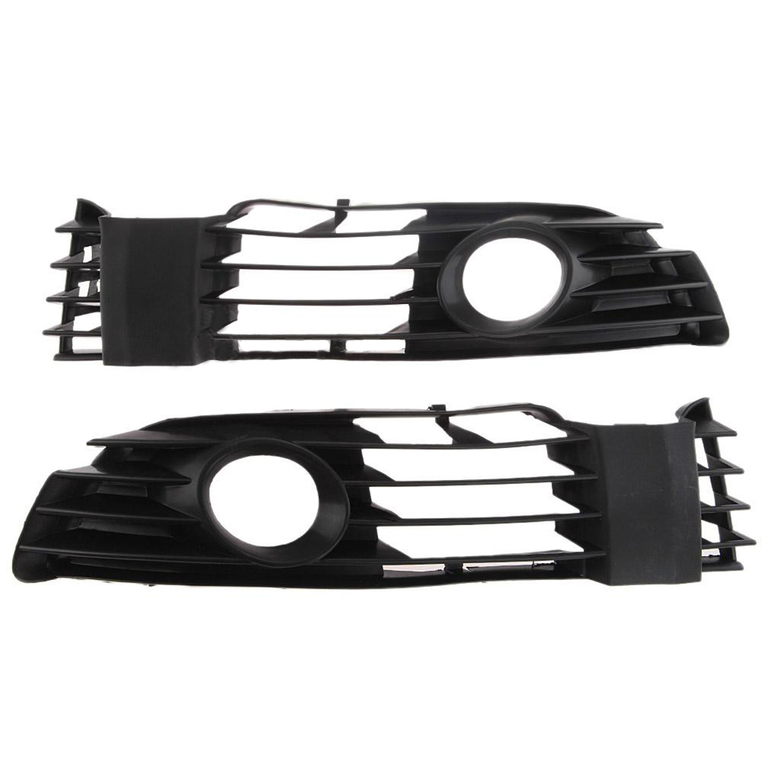 Dewtreetali 2Pcs/set Replacement Front Bumper Fog Light Grill Fog Light Cover Grille Protector For Vw Passat B5 01-05Dewtreetali 2Pcs/set Replacement Front Bumper Fog Light Grill Fog Light Cover Grille Protector For Vw Passat B5 01-05