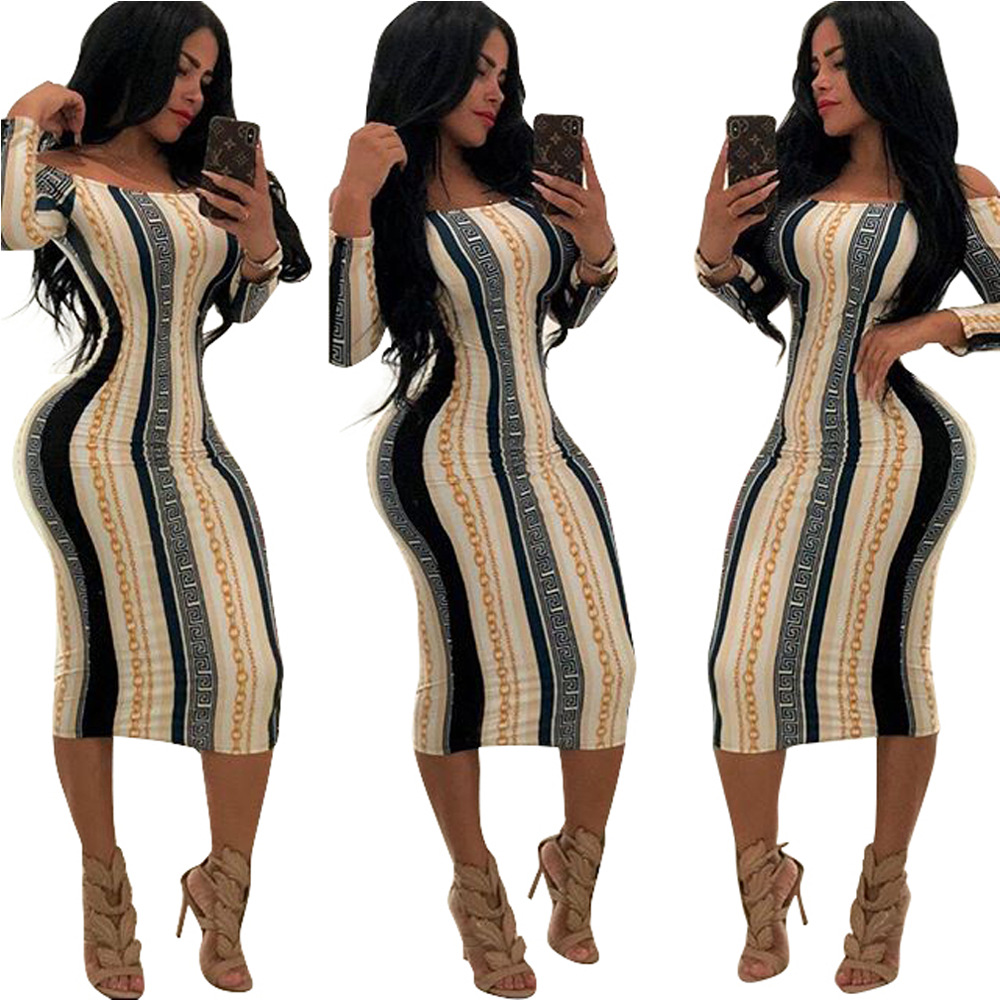 A one shouldered sheath dress Sexy dress with hips and shoulders one piece dress in Dresses from Women 39 s Clothing