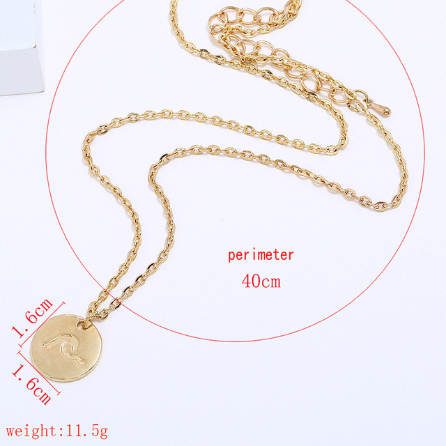 Summer Sun Pineapple Pendant Necklace