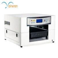 Automatische A3 6 Kleur UV Printer voor TPU telefoon geval afdrukken