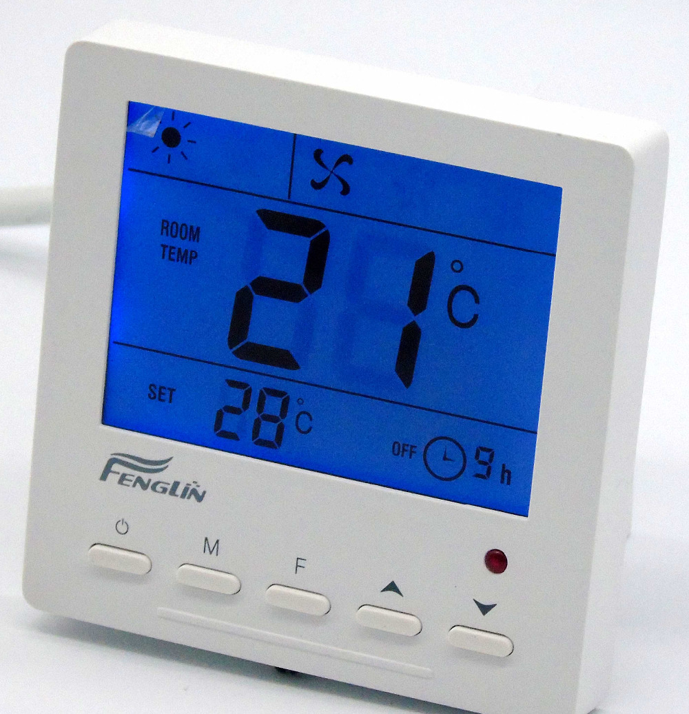 Digital LCD Display Thermostat for Central Airconditioning lc171w03 b4k1 lcd display screens